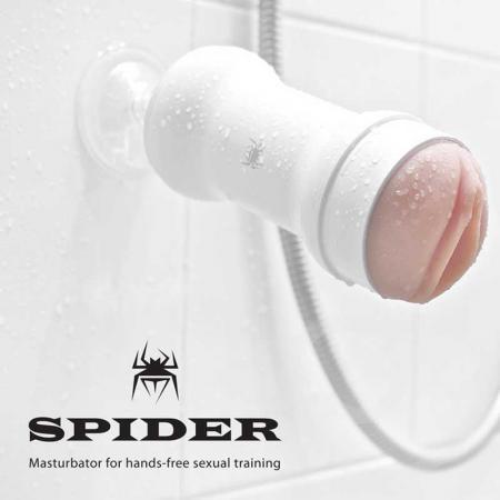 Âm đạo giả spider wiless có rung