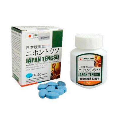 Thuốc tăng cường sinh lý thảo dược Japan Tengsu cao cấp
